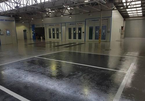 smash repair shop flooring 1