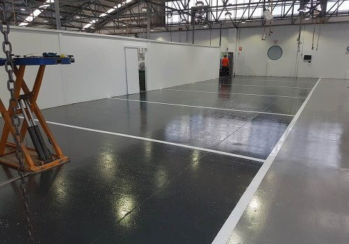 workshop flooring