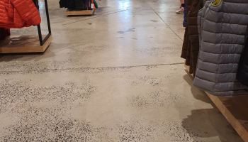 Retail store - Commercial Flooring