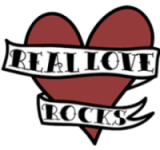 Real Love Rocks Logo
