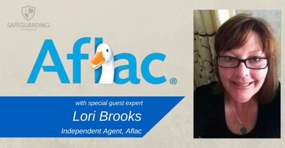 Listen as Lori Brooks shares insights on Aflac's supplemental insurance offerings.