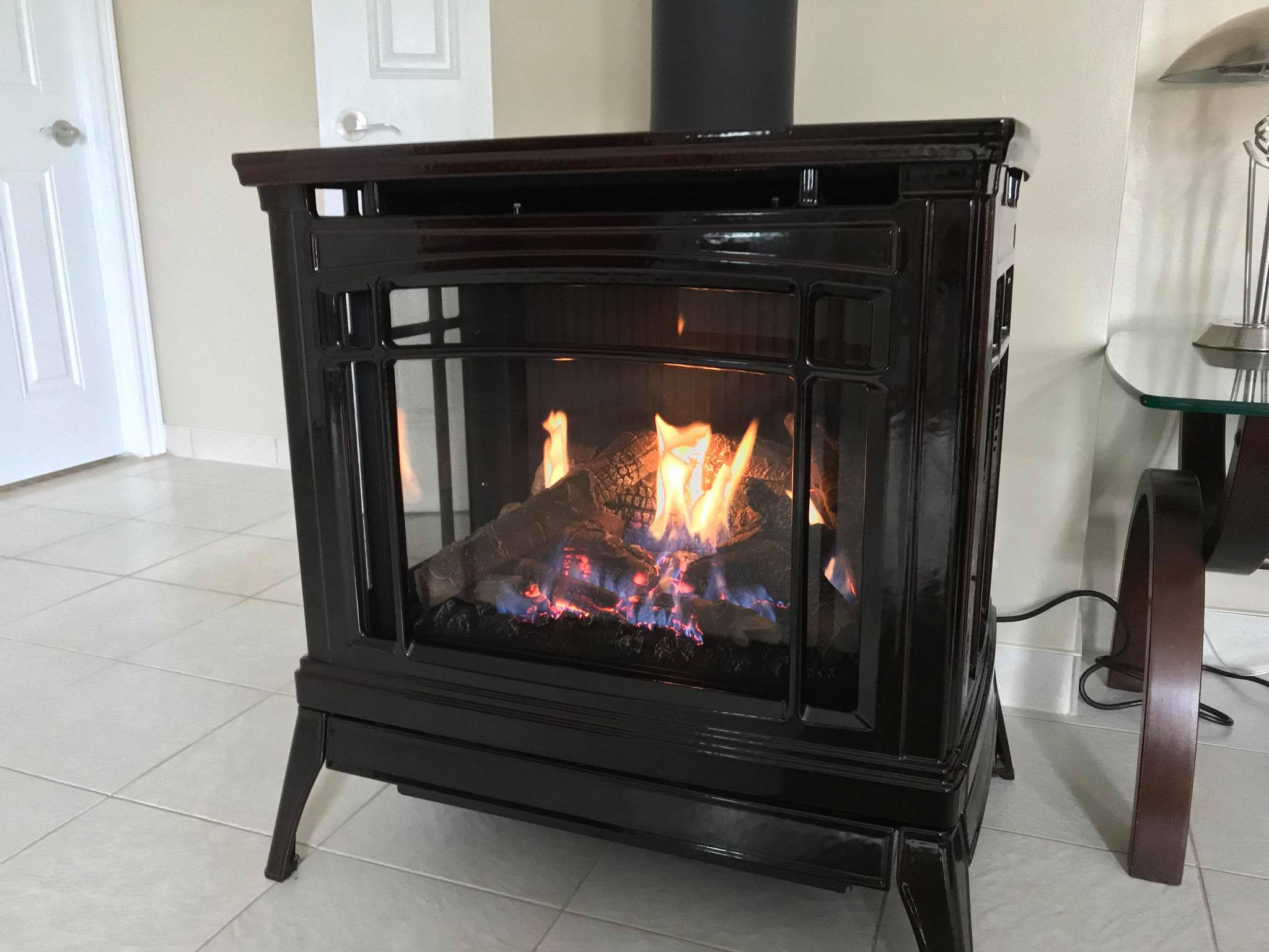 Natural Gas Fireplace Cleaning And Maintenance