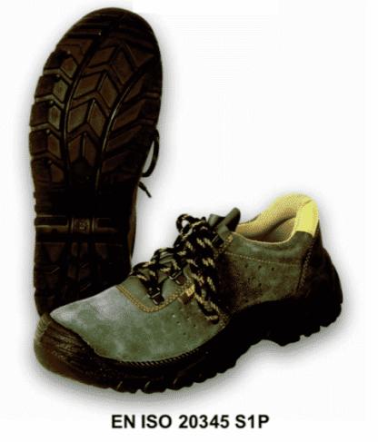 scarpa di sicurezza scamosciata bassa - SUPEROFFERTA SAFEJOE