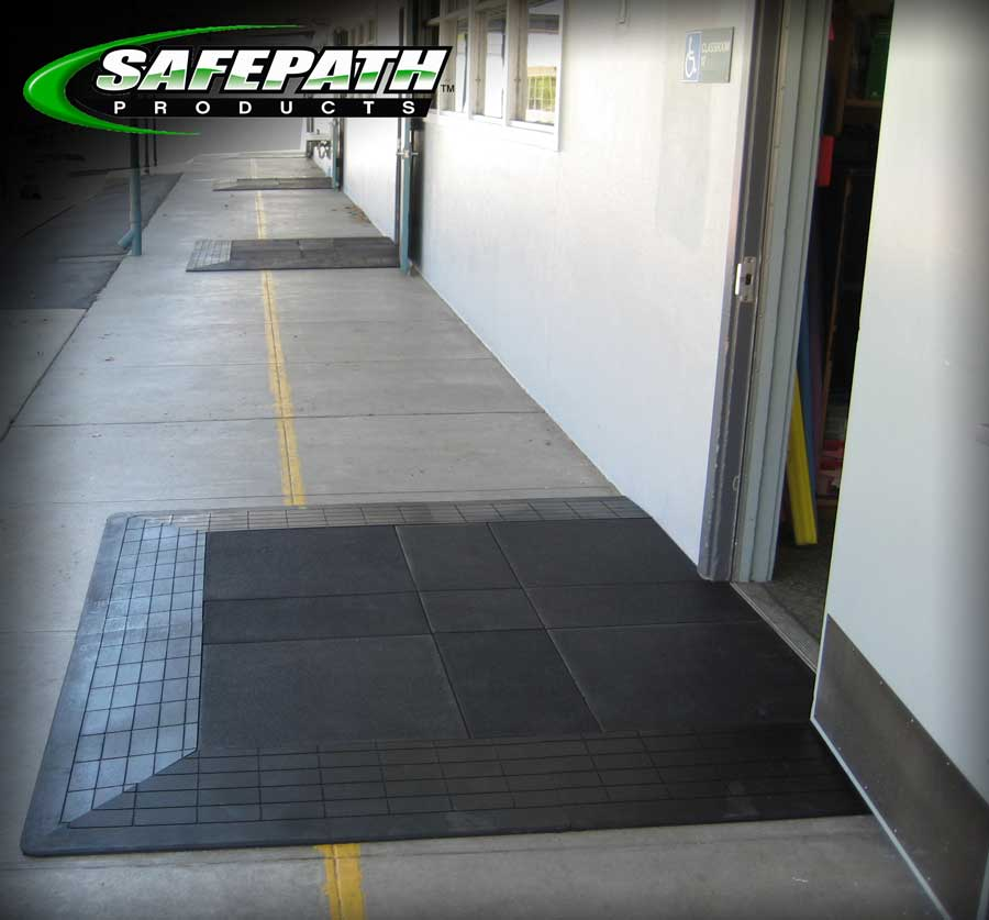 ada non compliance and the door threshold