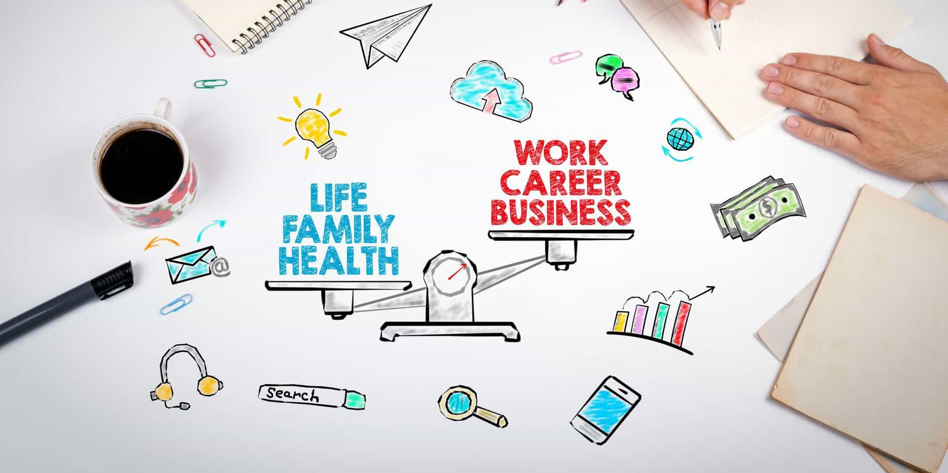 Work Life Balance Safe Place Therapy