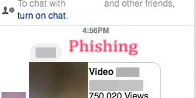 Βίντεο απάτη από το YouTube σε μηνύματα στο Facebook