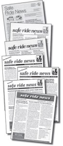 Safe Ride News Archive on CD