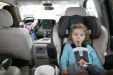 Car Seat Orientation and Safety
