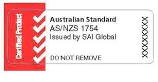 ECE R44 label