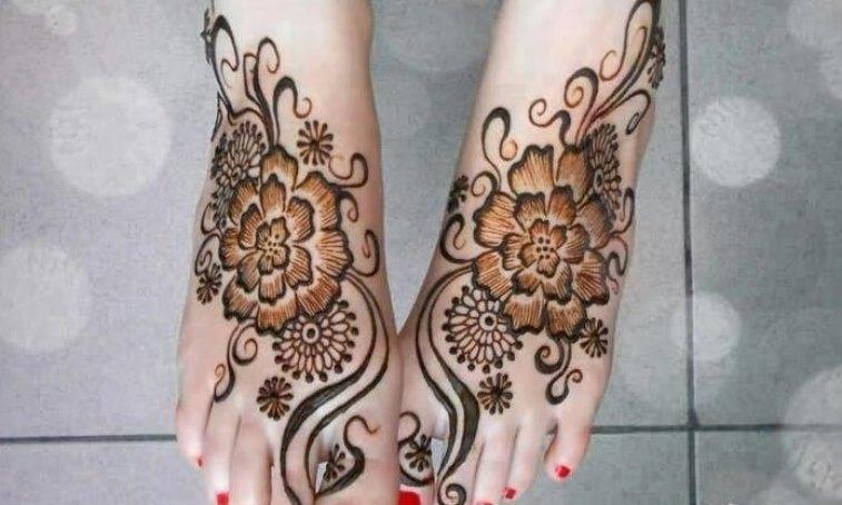 henna kaki bunga