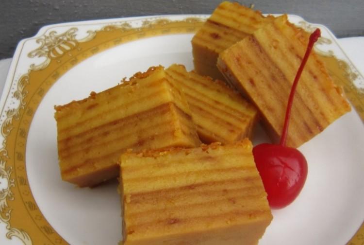 kue maksuba makanan khas palembang