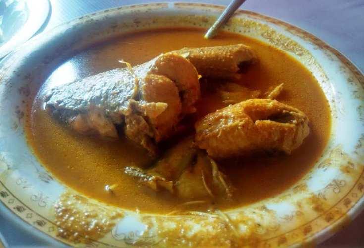 Eungkot Paya makanan khas aceh