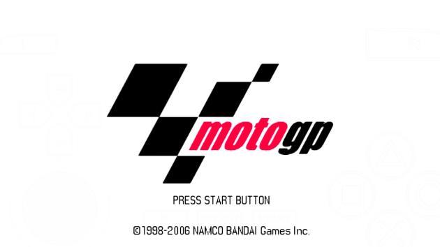 MotoGP PSP ISO Highly Compressed