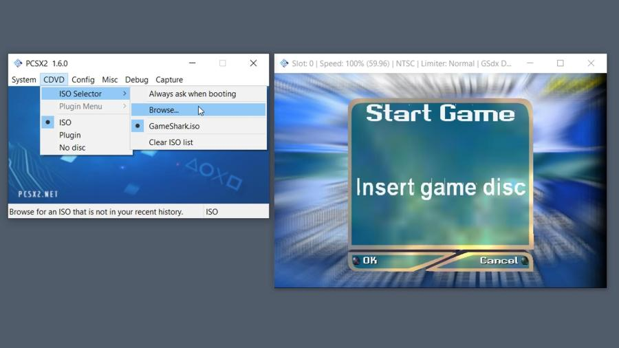 How To Use GameShark On PCSX2