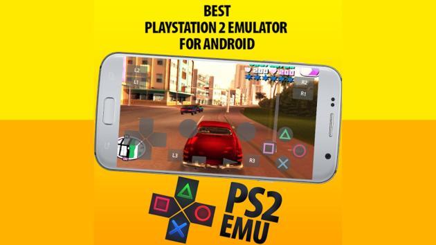 Ultimate PS2 Emulator