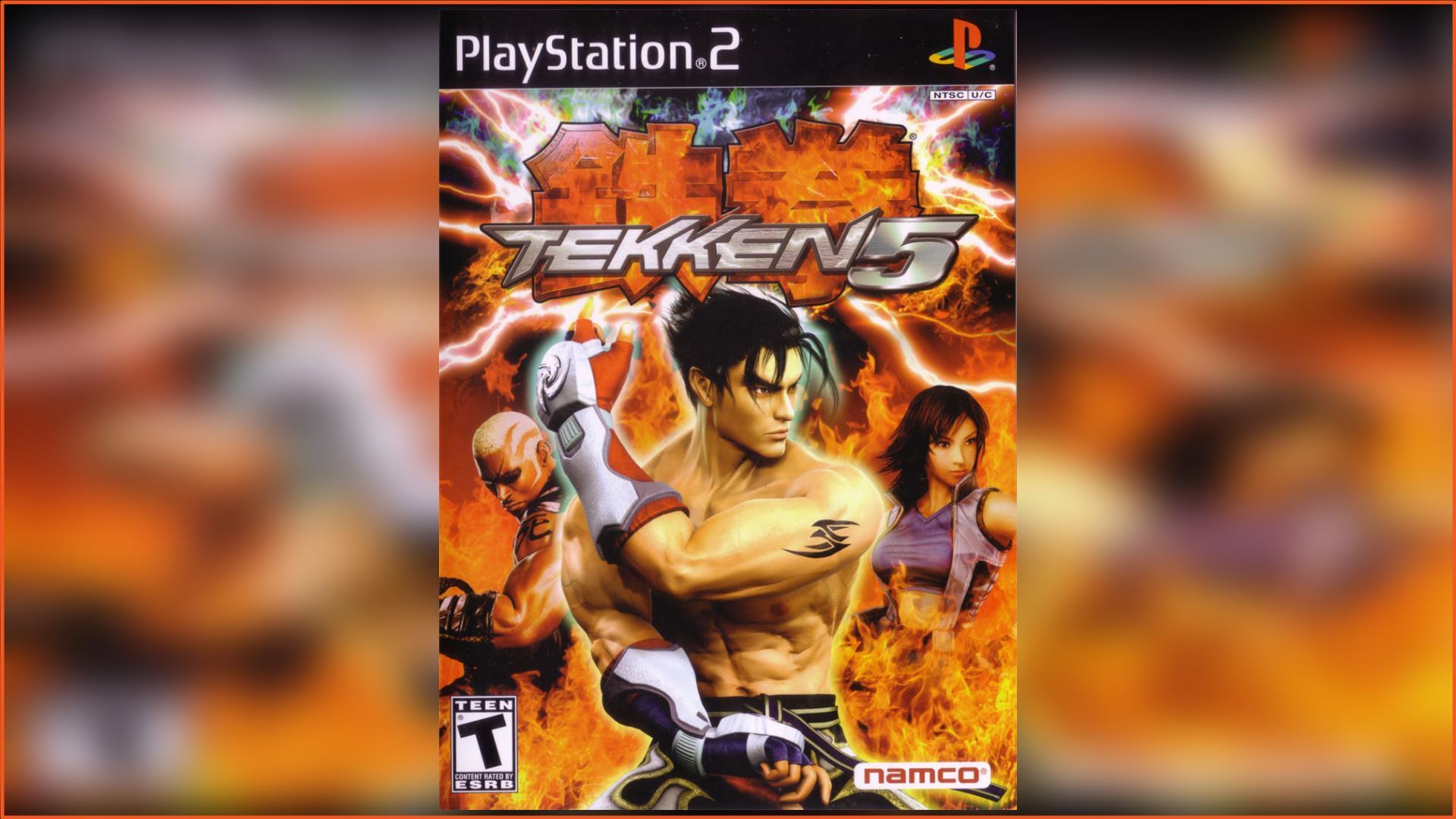 Tekken 5 PS2 ISO Download