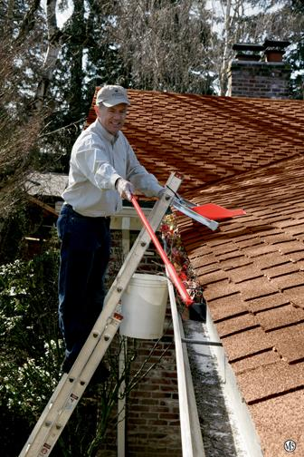Tampa Brandon Gutter Cleaner Florida