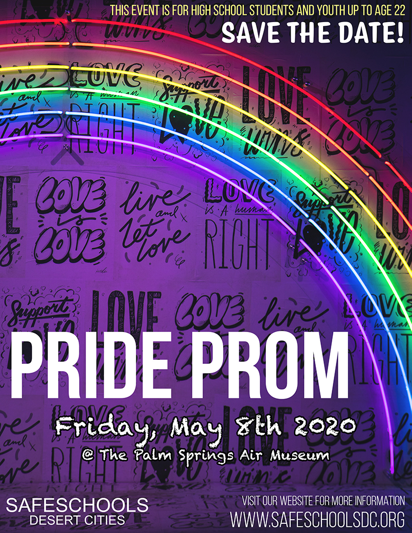 cancelled pride prom 2020 safe