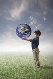 Kids Living Around the World