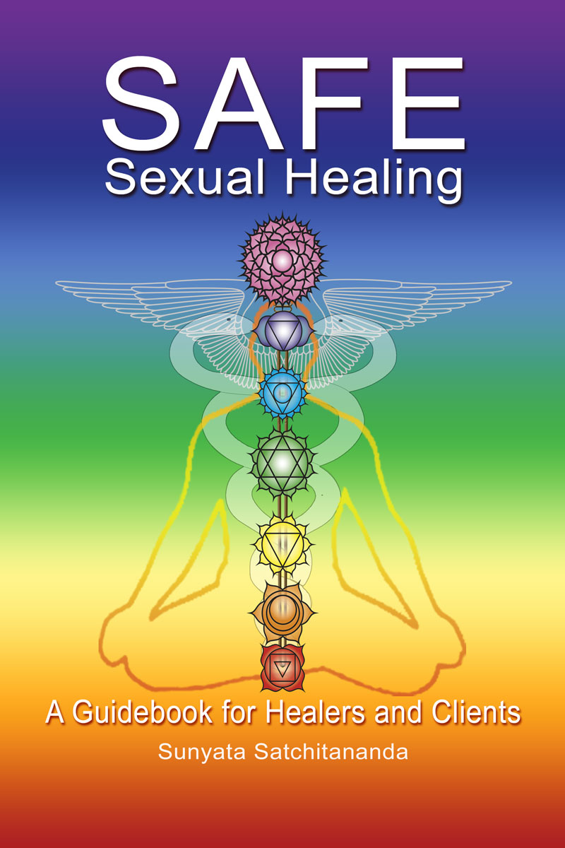 Safe Sexual Healing book-cover