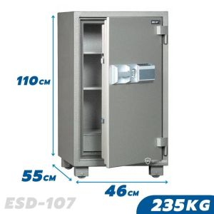 235KG Fireproof Home & Business Safe Box ESD-107