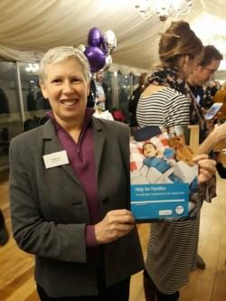 Jill Morony Help for Families Launch