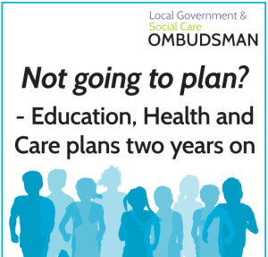 Education Health and Care Plan Ombudsman Report October 2019