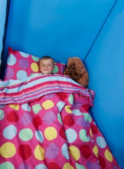 child resting in Cosyfit 3
