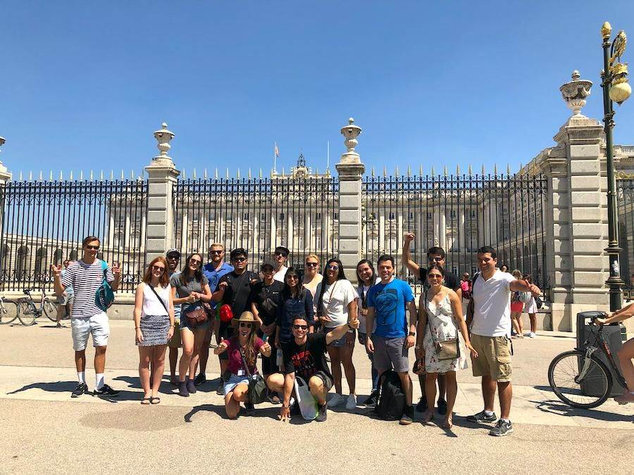 Madrid Walking Tour 'The Classical Tour' 3