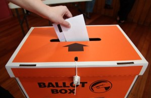 Image result for Polls open in New Zealand general elections