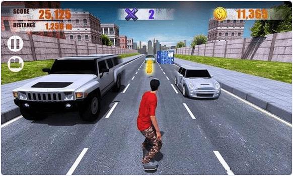 Pepsi Skate 3D