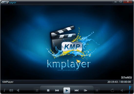 KMPlayer media Player for pc