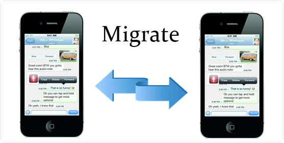 Migrate Whatsapp Account From One Phone To Other