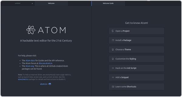 Atom PC Software