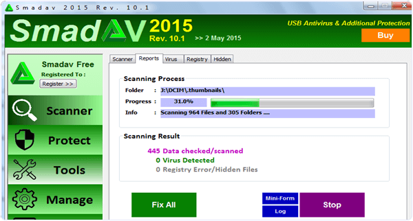 Smadav Antivirus PC Software