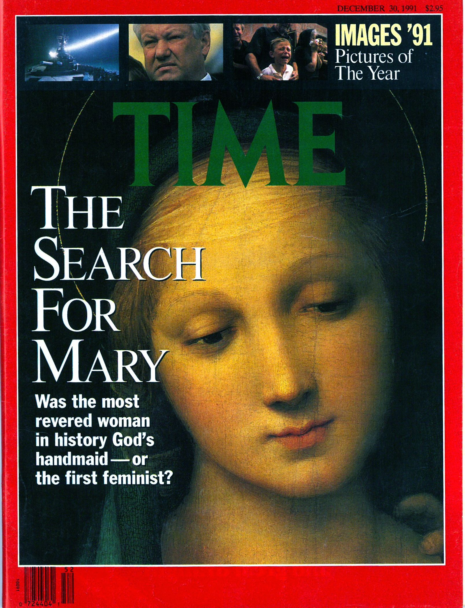 1991 Dec Time Cover