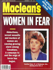 Macleans Magazine - 1991