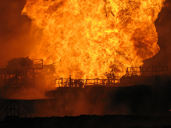 Safety Boss responded to an emergency well control in Alberta