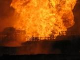 Alberta Blowout rig 01337