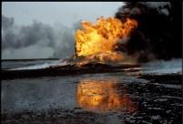 Kuwait oil fires 00053