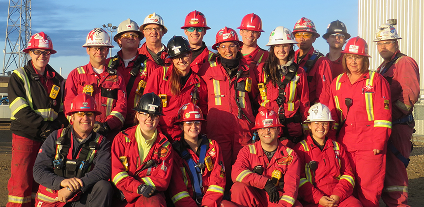 Industrial Safety Team