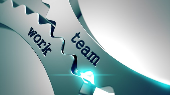 Teamwork - The key to working together effectively and efficiently…