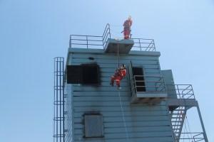 High Angle Training
