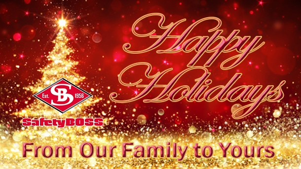 May your holiday season be great a full service international happy holidays from the safety boss family m4hsunfo