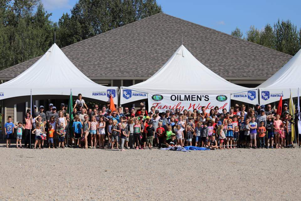 9th Annual Oilmen's Family Weekend Campout