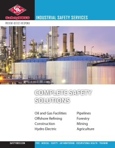 Industrial Services Brochure