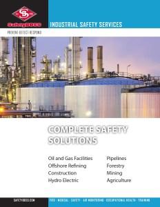 Industrial Services Brochure