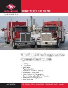 Smokey Fire Truck Brochure