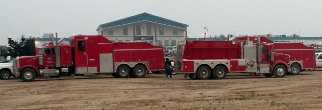Smokey Fire Trucks