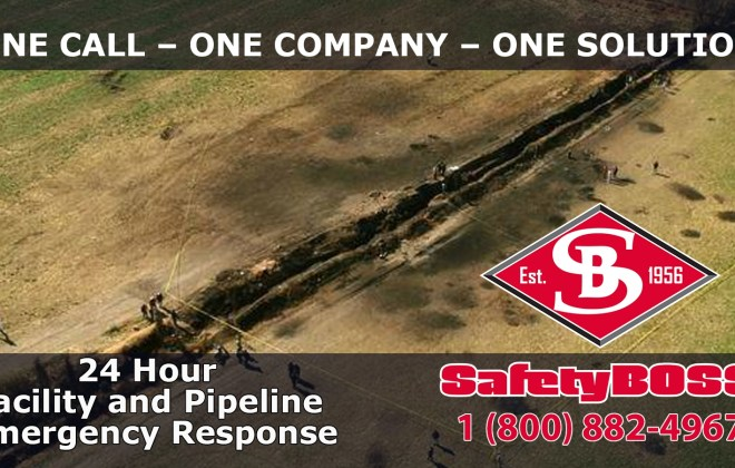 one call - plant and pipeline